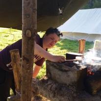 Kamp 2017 - Jongverkenners en jonggidsen